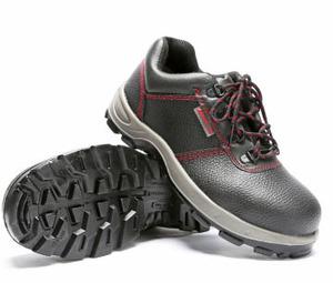 301502代尔塔 经典系列低帮牛皮防砸绝缘鞋